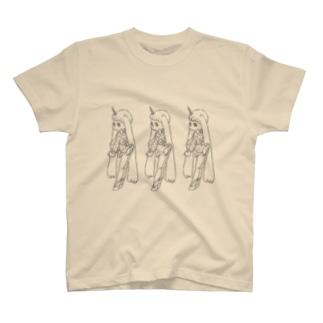 ゆにちゃんと Tシャツ