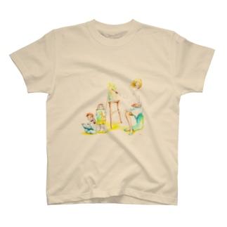 Let's art ! その1 Tシャツ