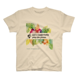 【限定】らくらくピアノ2014オリジナル夏バージョン Tシャツ