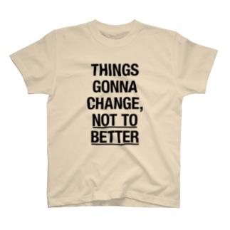 TATEYAMAのEverything is Everything T-shirts