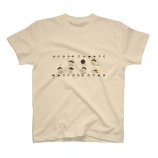 オドリタケ T-shirts