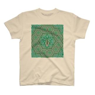 おにゃんpsy x TMO コラボ T-shirts