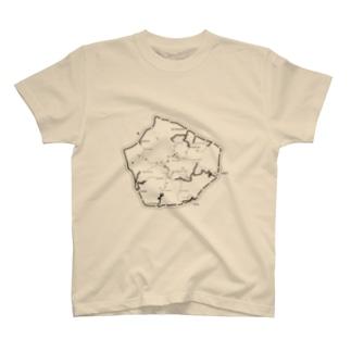 ASCEND A YAKUSHIMA T-shirts