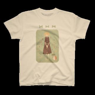 *momochy shop*の*あめのこ* T-shirts