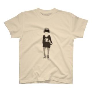ワルイ オトモダチ 男子mono T-shirts