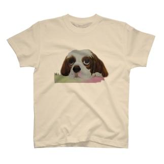 愛汰のカーペットの上で2 T-shirts