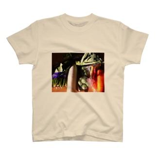 べじたぶー T-shirts