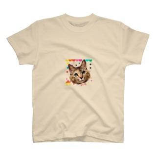 愉快なちょこさんパート2 T-shirts