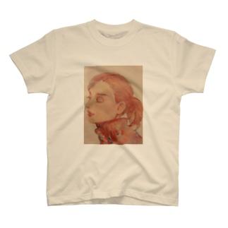 Audrey Hepburnに尊敬の意を込めて T-shirts