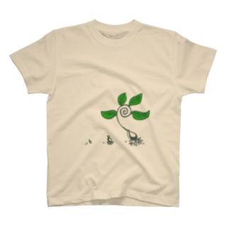 やどかりそう T-shirts