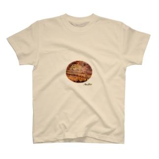 Taku SHIRAIの丸型Annes' House T-shirts
