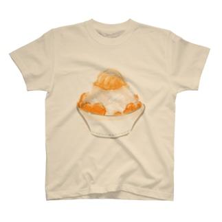 マンゴーかき氷 T-shirts