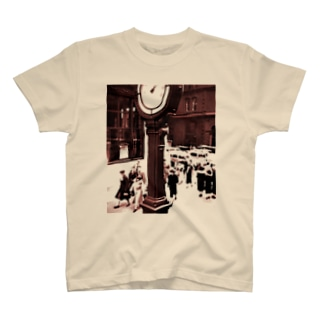 Berenice Abbott: Fifth Avenue and 44th Street, New York, 1938 T-shirts