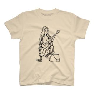 Let's Rock '14 (bl)[ht002]  T-shirts