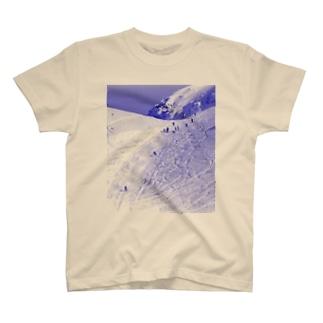 その物語を忘れない。のSKI T-shirts