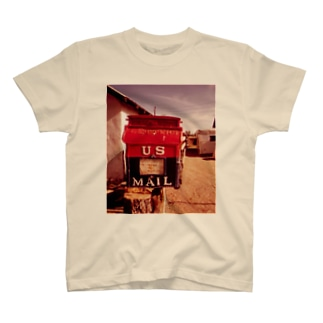 POST OFFICE AT THE ALAMO T-shirts