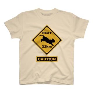 Nobigao 猫標識 T-shirts