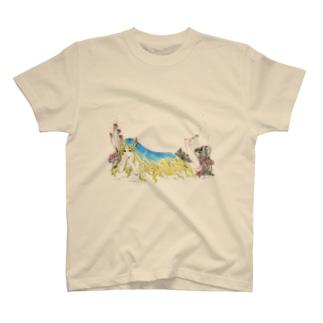 ウミウシコ T-shirts