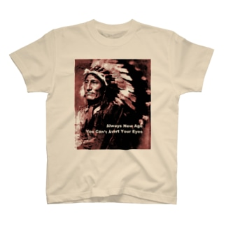 Always New Age. You Can't Avert Your Eyes. T-shirts