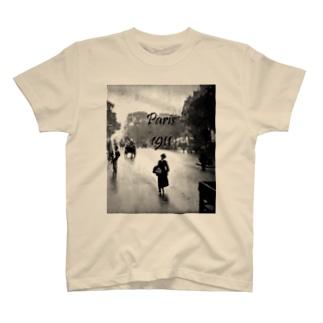 Paris, 1911 T-shirts