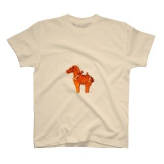 元気な午年 T-shirts