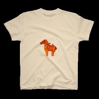 Kyuhachiの元気な午年 T-shirts