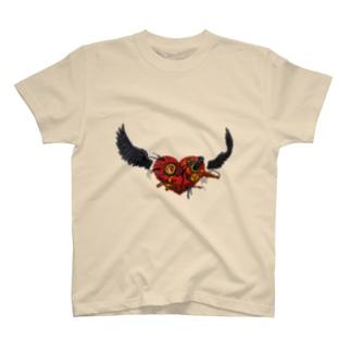 メカニカル・ハート T-shirts