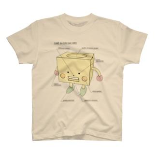 キュー坊 T-shirts