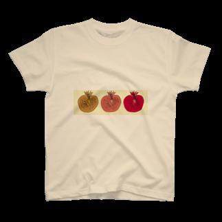 おはしおきのショップのトマトだよ T-shirts