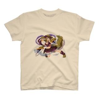 ケモノ少女 T-shirts