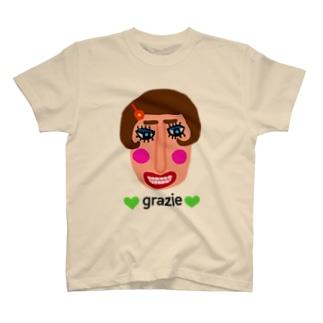 grazie♡ T-shirts