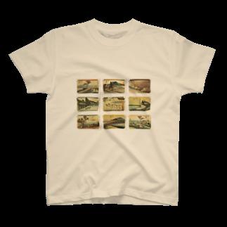 安永峰夫の広重-5 T-shirts