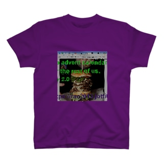 rblg burger T-shirts