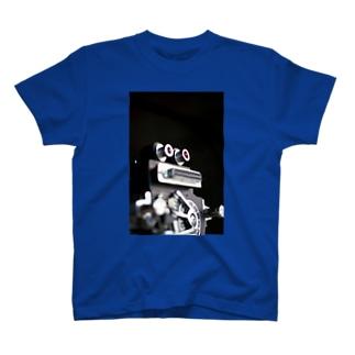 ロボット工場5 T-shirts