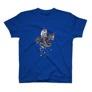 飛べ!ドラゴン T-shirts