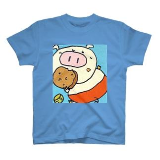 ぶ~たん T-shirts