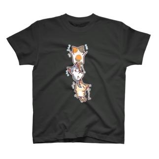 ねこぷらーん T-shirts
