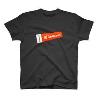 Animetick チケットロゴ T-shirts