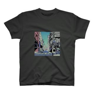 Warped Town T-shirts
