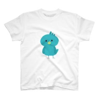 トリ Tシャツ