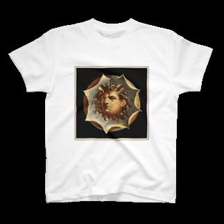 ポンペイ遺跡 Tシャツ