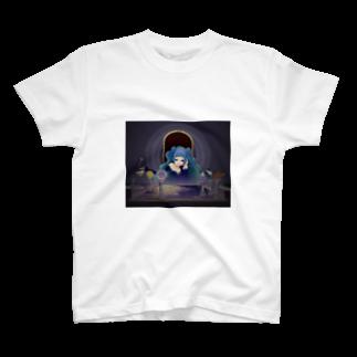 夜瀬のチェス Tシャツ