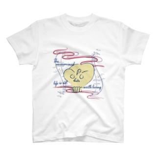 CG-KONDO-DOKURO-col Tシャツ