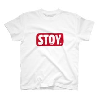 STOY Tシャツ