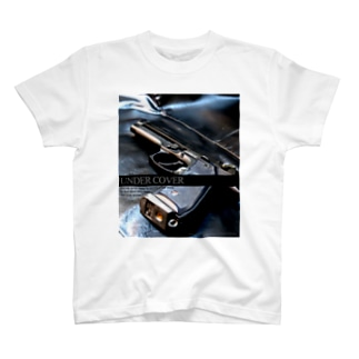 アンダーカバー「GUN」 Tシャツ