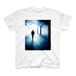 アンダーカバー「シルエット」 Tシャツ
