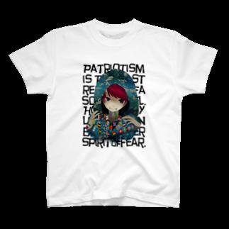 夜瀬のCat's Cradle Tシャツ