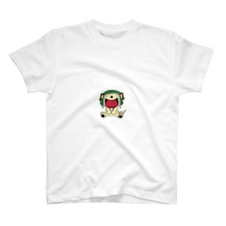 おすわりボッチ Tシャツ