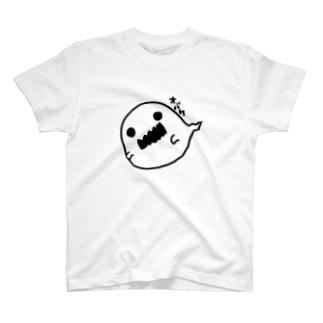 バケ男 Tシャツ