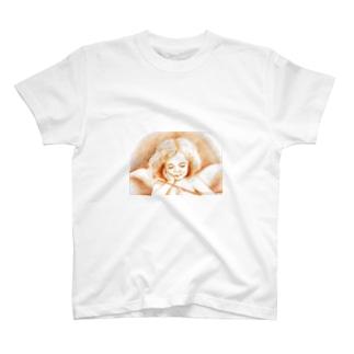 いたずら天使 Tシャツ
